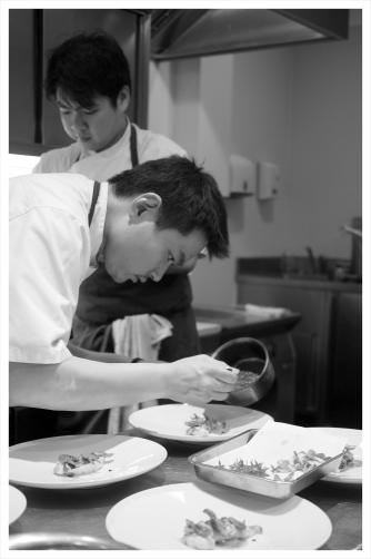 Chef Michael Han